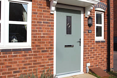 eurocell composite doors from Solihull WDC
