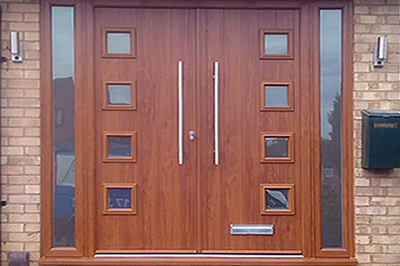 Composite French doors from Solihull WDC