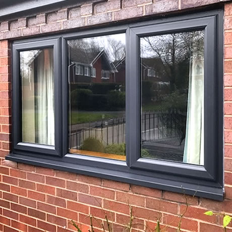 A rated double glazed windows solihull and birmingham