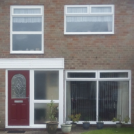 Double glazed a energy rated windows installed in Hollywood, Birmingham, www.solihullwindows.co.uk
