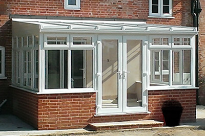 Lean-to conservatories from Solihull WDCs