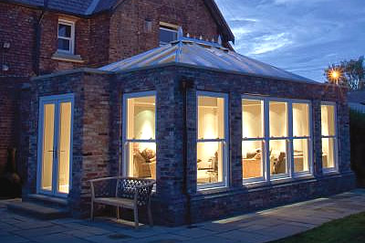 The Orangery, orangeies style conservatories from Solihull WDC